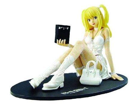 Death Note Statue Misa Amane 1/6 Scale Jun Planning White Ver. UK Death Note Misa Misa jun planning figure white ver. UK Death Note misa statue UK Animetal