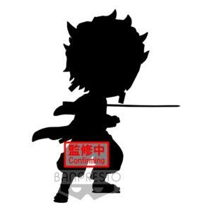 Demon Slayer Kimetsu no Yaiba Q Posket Mini Figure Tanjiro Kamado III Ver. A Banpresto UK demon slayer tanjiro kamado q posekt figure banpresto UK Animetal