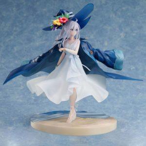 Wandering Witch: The Journey of Elaina PVC Statue 1/7 Elaina Summer One-Piece Dress Ver. Furyu UK wandering witch elaina summer dress version statue furyu UK Animetal