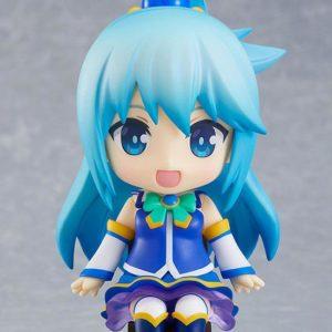 KonoSuba: Legend of Crimson Nendoroid Swacchao! Figure Aqua Good Smile Company UK konosuba aqua Swacchao nendoroid figure UK Animetal
