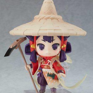 Sakuna: Of Rice and Ruin Nendoroid Action Figure Princess Sakuna Good Smile Company UK princess sakuna nendoroid UK Animetal