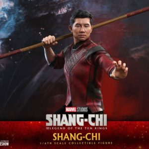 Shang-Chi and the Legend of the Ten Rings Movie Masterpiece Action Figure 1/6 Shang-Chi Hot Toys UK marvel shang-chi action figure hot toys UK Animetal
