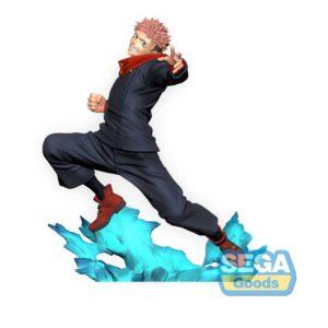 Jujutsu Kaisen SPM PVC Statue Yuji Itadori SEGA UK Jujutsu Kaisen Yuji Itadori sega figure UK jujutsu kaisen figures UK jujutsu kaisen yuji statue UK Animetal