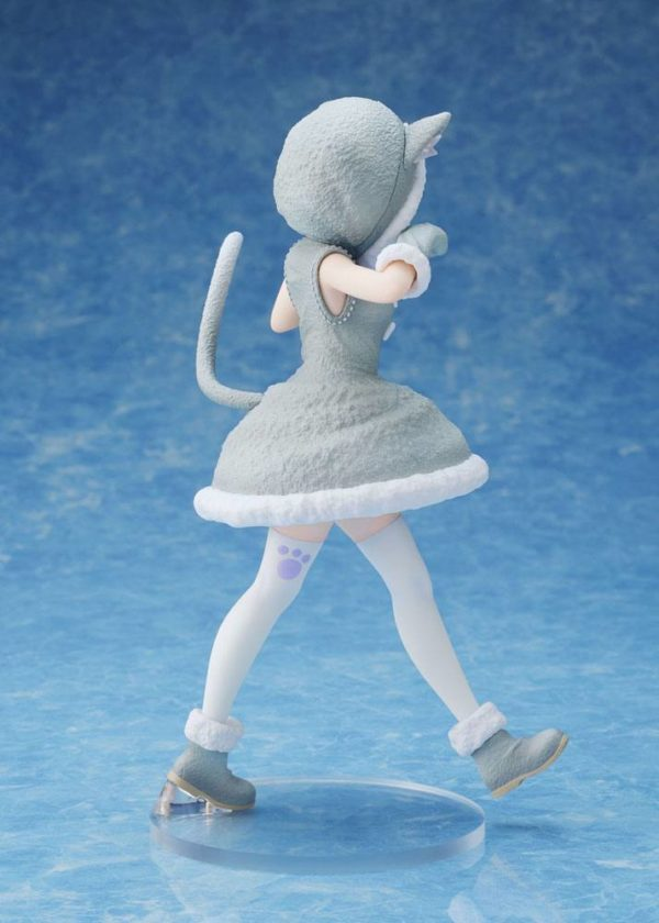 Re: Zero Coreful PVC Statue Rem Puck Image Ver. Taito UK re:zero rem puck image version taito figure UK re:zero rem taito figure UK Animetal
