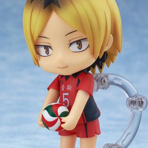 Haikyu!! Nendoroid Action Figure Kenma Kozume Orange Rouge UK haikyu kenma kozume nendoroid UK haikyu kenma kozume figurine UK haikyu kenma nendoroid UK Animetal